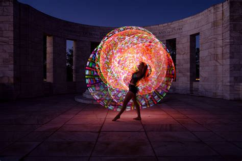 with paint how to create beautiful light painting images with an