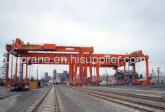 city rubber sts sts container gantry crane sts manufacturer from china