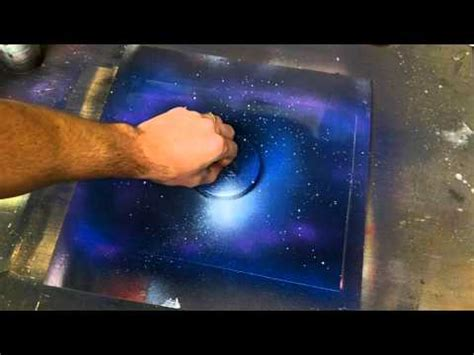spray paint galaxy tutorial will probably do this one in class planet rings tutorial