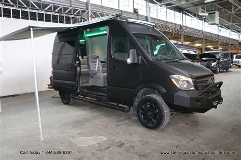Mercedes Sprinter Luxury by Luxury Custom Mercedes Sprinter Vans For Sale