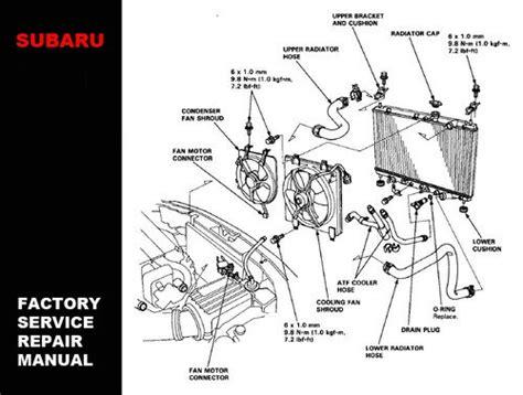 manual repair free 1994 subaru impreza engine control subaru impreza 1992 1993 1994 1995 1996 1997 1998 1999 2000 service