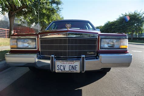 Cadillac Torrance by 1991 Cadillac Brougham D Elegance Stock 026 For Sale
