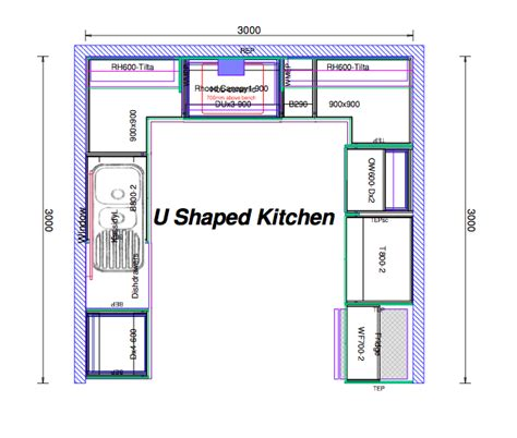 plan your kitchen design ideas top 20 u shaped kitchen house plans 2017 interior