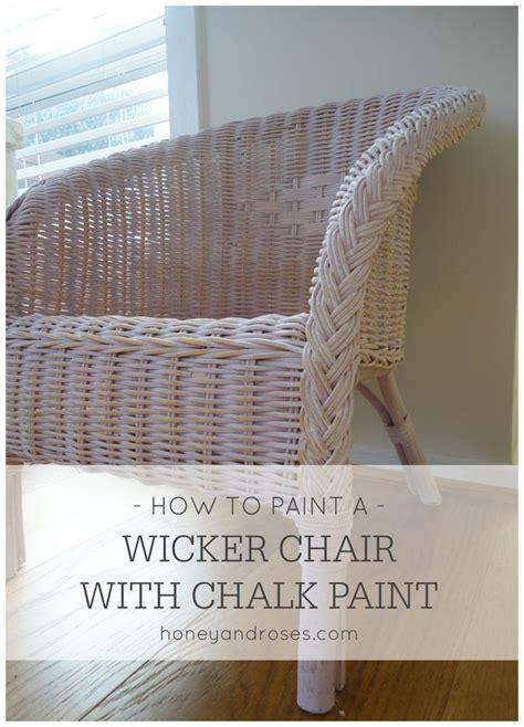 diy chalk paint outdoor furniture best 25 wicker chairs ideas on wicker