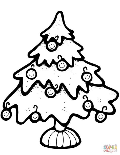 tree ornament coloring pages coloring pages tree coloring pages free