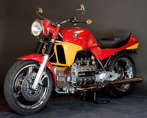 Modified Bmw K100 by 1986 Bmw K100 Moto Zombdrive