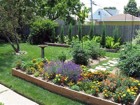 garden ideas for backyard 18 inspirational and beautiful backyard gardens page 2 of 4