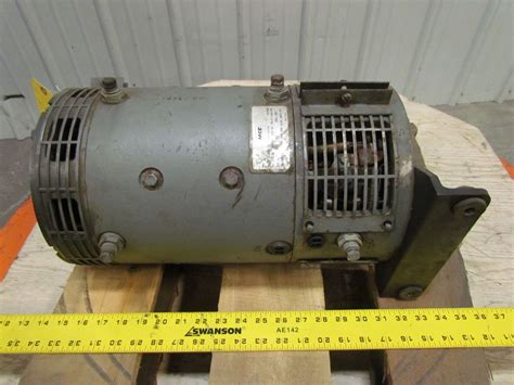 Electric Forklift Motor by Mcf Dc Electric Motor 36 48volt 2050rpm 12 7kw 17 Hp For