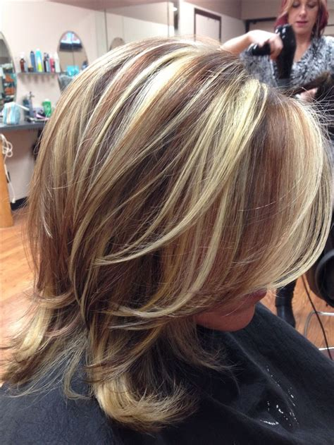 lowlights hair color pics lowlights and highlights hair color pinterest