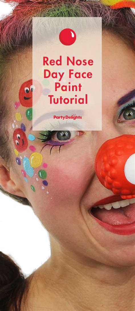 ideas for nose day paint ideas for comic relief 2015 paint the