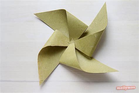 pinwheel paper craft mollymoocrafts paper flower pinwheel craft for
