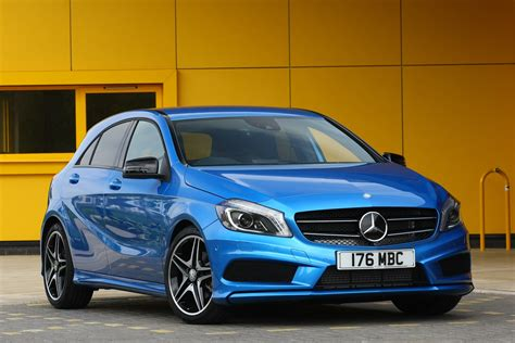 Mercedes A Class by Mercedes A Class By Car Magazine