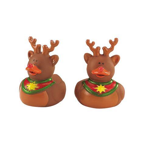 reindeer rubber st reindeer rubber duckies trading