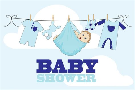 baby shower baby shower card boy free stock photo domain pictures
