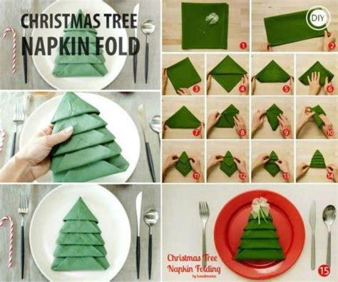fold tree best 20 tree napkin fold ideas on