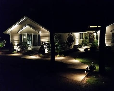 landscape lighting st louis mo led landscape lighting st louis chesterfield o fallon