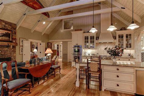 Pale Blue Kitchen Cabinets by 26 Farmhouse Kitchen Ideas Decor Amp Design Pictures