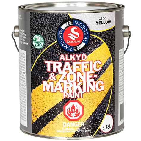 home depot yellow traffic paint solignum traffic and zone marking paint yellow r 233 no