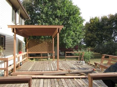 how to build a pergola on an existing deck how to build a pergola on an existing deck pergola