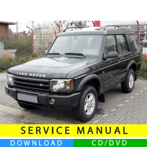 chilton car manuals free download 1998 land rover discovery security system land rover discovery ii service manual 1998 2004 en