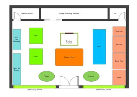 Furniture Arrangement Software floor plan examples
