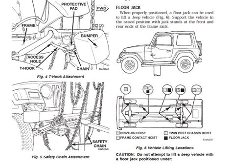 tj jeep wrangler 1997 1998 service manual jeep wrangler tj car service