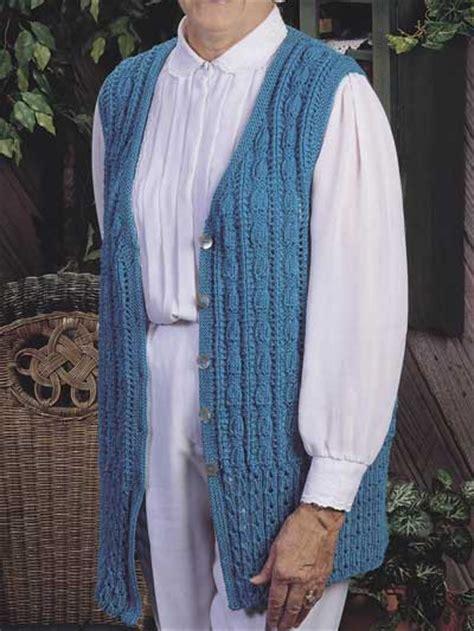 knitting pattern for waistcoat knitting cardigans jackets lean sweater vest