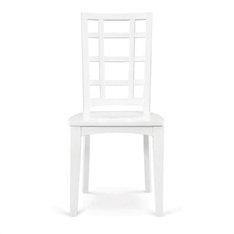 white wood desk chairs the kenley desk chair by magnussen home is simple without