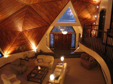 geodesic dome home interior geodesic dome architecture skyscrapercity
