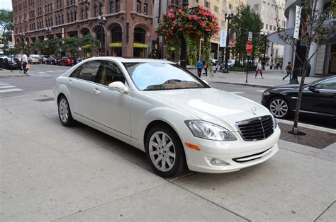 2008 Mercedes S550 For Sale by 2008 Mercedes S Class S550 4matic Stock M371a For