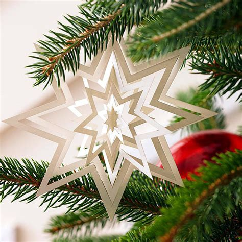paper craft ornaments paper crafts ideas make your own colorful tree