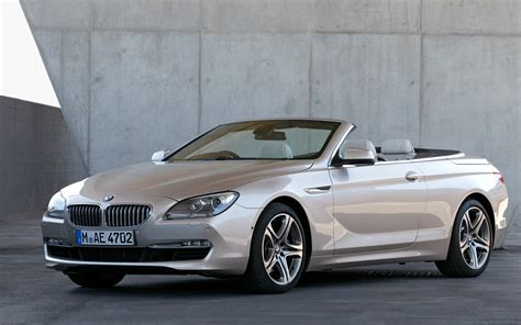 2012 Bmw 650i by 2012 Bmw 650i Xdrive Convertible Front Three Quarters Top
