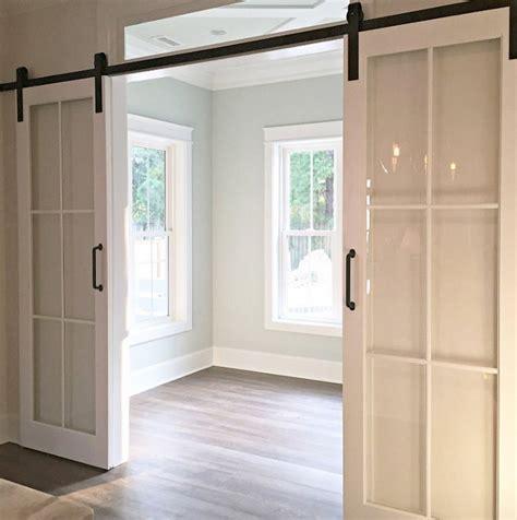 sliding glass barn door hardware interior design ideas home bunch interior design ideas