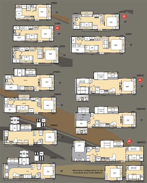 coachmen travel trailer floor plans coachmen travel trailer floorplans large picture