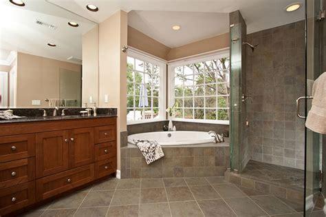 Spa Bathroom Remodel by Luxury Spa Tub Bathroom Remodel Traditional Bathroom