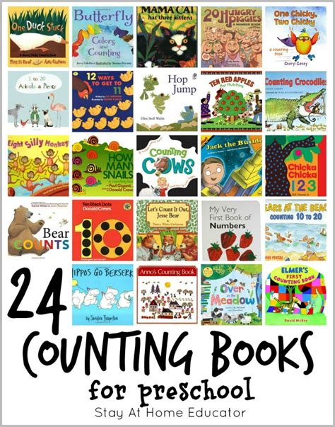 counting picture books 72 of the absolute best math picture books for