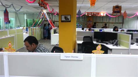 decoration in the office diwali 2012 decoration in my office
