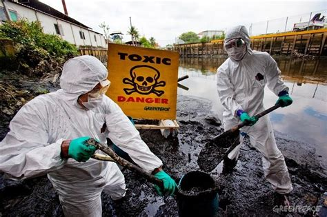 are water toxic demanding change in thailand s toxic waters greenpeace
