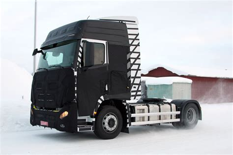 New Hyundai Truck by Hyundai Tests A New Truck
