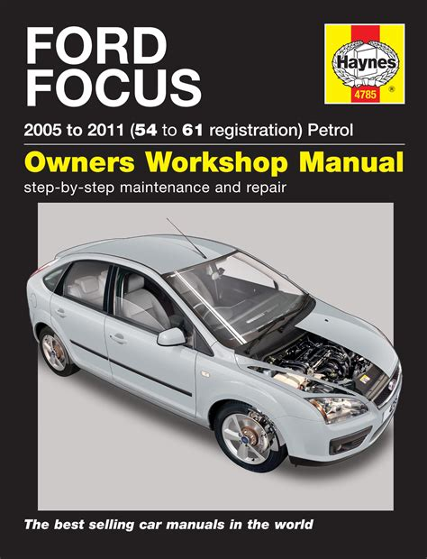 what is the best auto repair manual 2011 honda insight engine control ford focus 1 4 1 6 1 8 2 0 petrol 05 11 54 61 reg haynes workshop repair manual