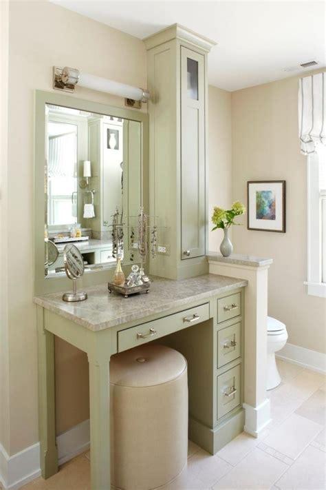 bathroom vanities with dressing table 25 best ideas about bathroom makeup vanities on