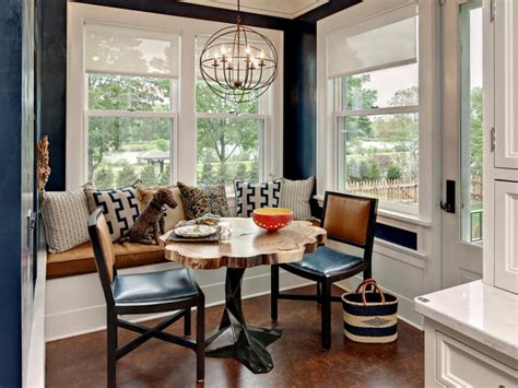 banquette dining room furniture furniture photos hgtv built in dining room banquette
