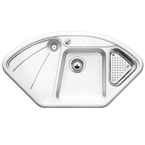 inset ceramic kitchen sinks blanco delta inset ceramic kitchen sink