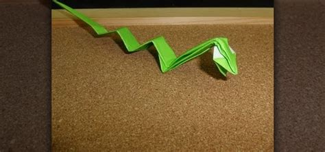 origami snake how to fold an origami snake from the zodiac