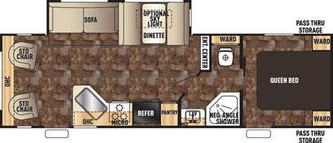 forest river travel trailers floor plans travel trailers floor plans access rv