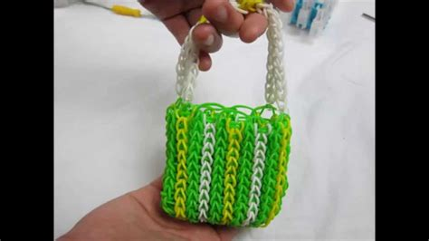 make a rubber st lesson 14 of st mini handbag with the