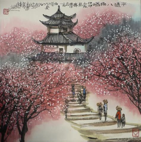 china painting beautiful paintings forangelsonly