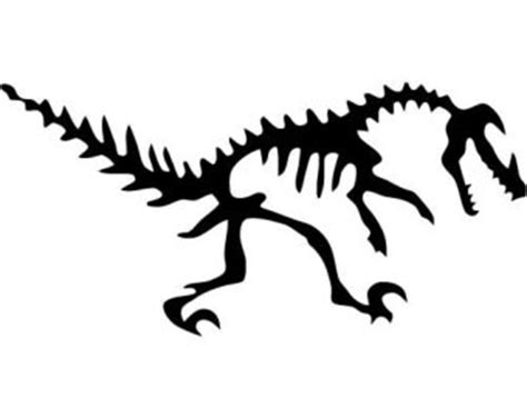 velociraptor clip art cliparts co