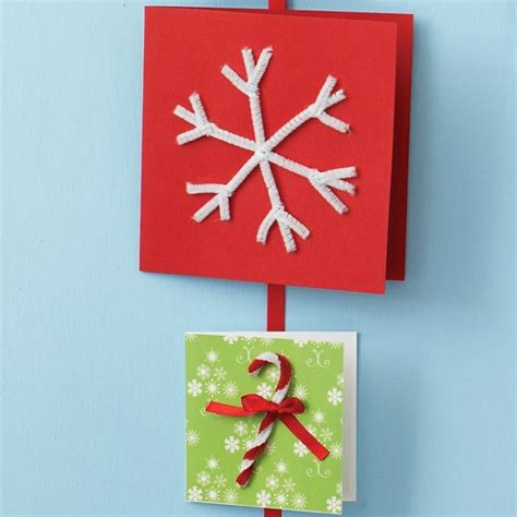 make your own cards ideas bend pipe cleaners how to make your own cards