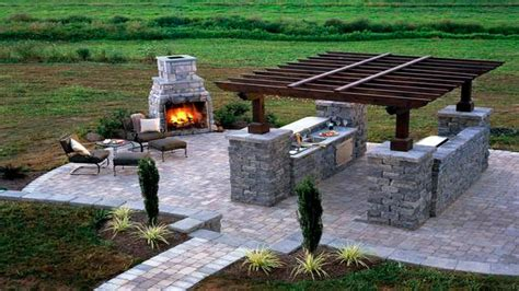 paver patio with pit outdoor brick pavers brick paver patio with pit